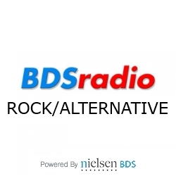 BDS National Radio Charts - ROCK/ALTERNATIVE